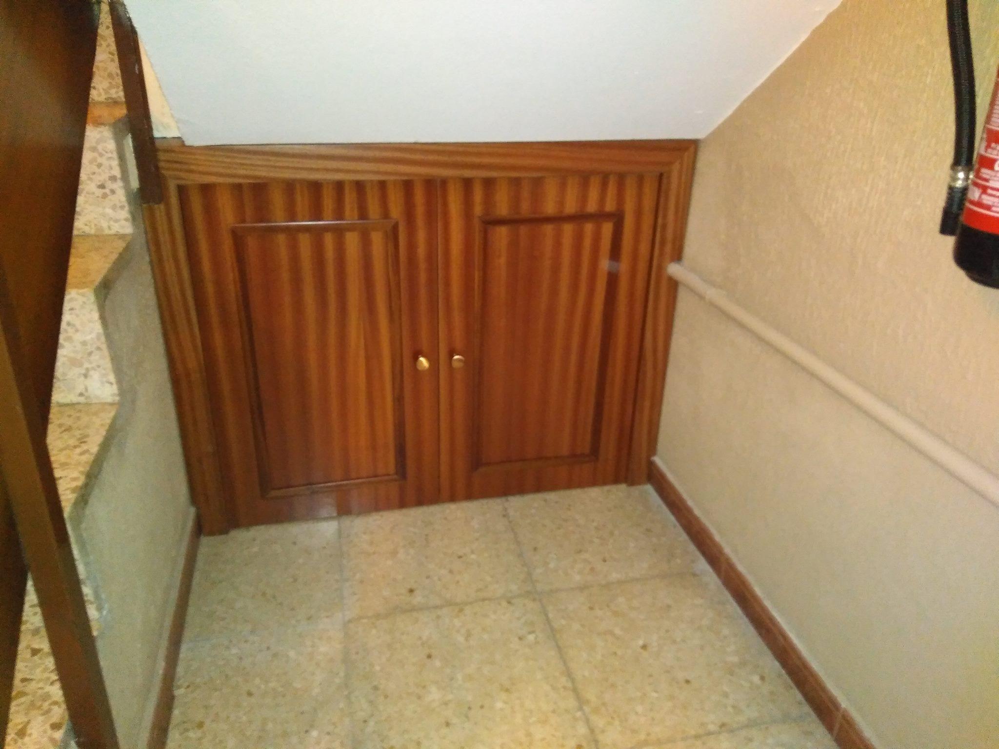 Puertas en fenólico.